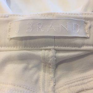 J Brand Jeans - J Brand White Skinny Jeans